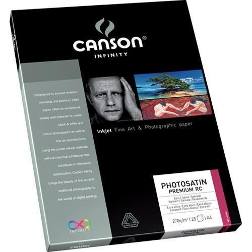 Canson Infinity PhotoSatin Premium Resin Coated Paper 206231006