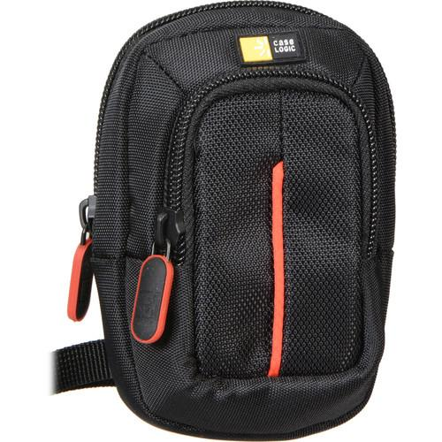 Case Logic DCB-302 Compact Camera Case with Storage DCB-302B