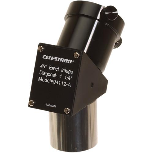 Celestron 45-Degree Erect Diagonal (1.25