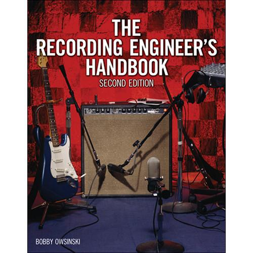 Cengage Course Tech. Book: The Recording 1-59863-867-X