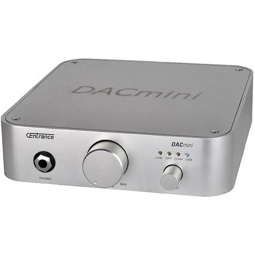 CEntrance Inc. DACmini CX - USB Headphone DAC DACMINI CX