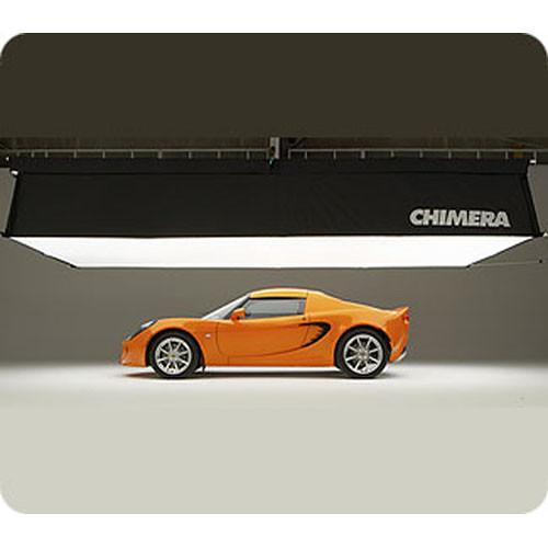 Chimera F2X 5 x 10' Light Bank & Triolet Light Kit 8962