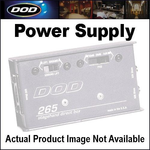 DOD PS0913B External Power Supply for GS30 & Bass30 PS0913B
