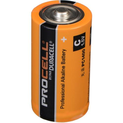 Duracell C Procell 1.5V Alkaline Batteries (12 Pack) PC1400