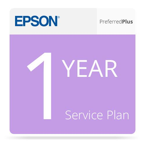 Epson 1-Year Preferred Plus SpectroProofer Service Plan EPPSPB1