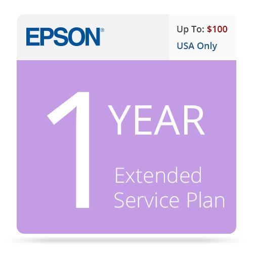 Epson 1-Year U.S. Extended Service Contract EPPSNPIJA1
