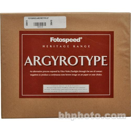 Fotospeed  Argyrotype Printing Kit 308410
