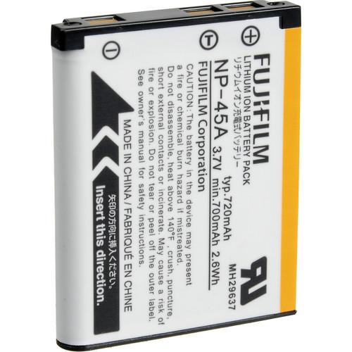 Fujifilm NP-45A Rechargeable Lithium-Ion Battery 16074132