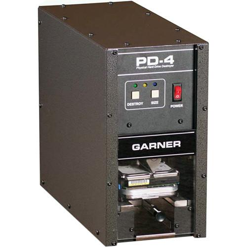 Garner PD-4 Physical Hard Drive Destroyer (220V, 50Hz) PD-4H