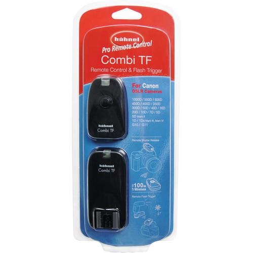 hahnel Combi TF Remote Control & Flash Trigger HL-COMBITF C