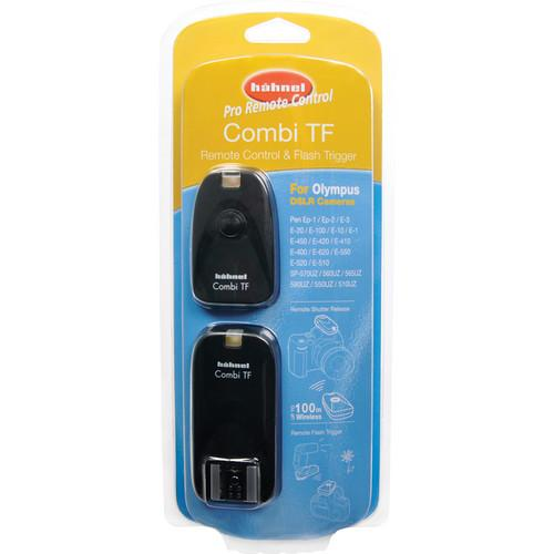 hahnel Combi TF Remote Control & Flash Trigger HL-COMBITF O