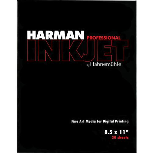 Harman By Hahnemuhle Gloss Art Fiber Warmtone Inkjet 13633012