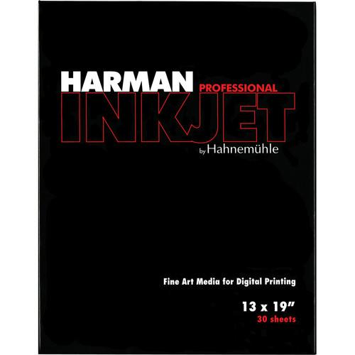 Harman By Hahnemuhle Matte Cotton Smooth Inkjet Paper 13633002