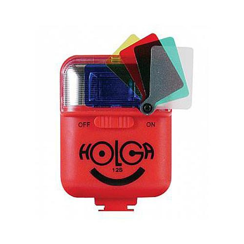 Holga  12S Flash for 135TIM (Red) 284120