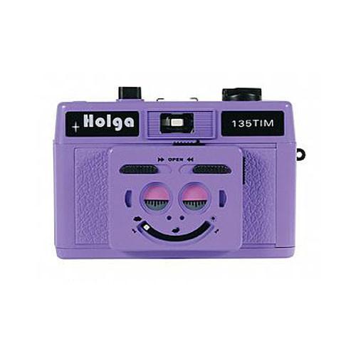 Holga 135 TIM 35mm 1/2 Frame Twin/Multi-Image Camera 209120