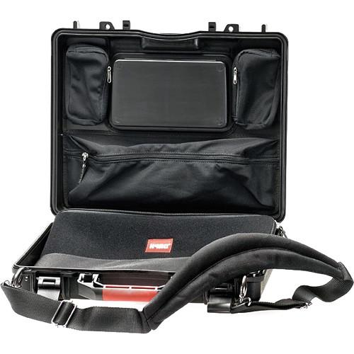 HPRC HPRC2580ADV Hard Case with Laptop Kit HPRC2580ADVBLA