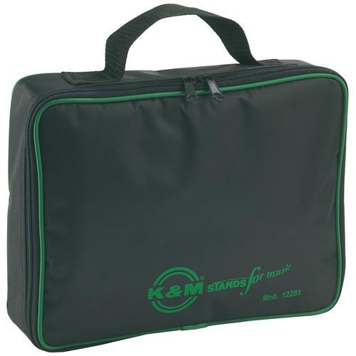 K&M  12281 Carrying Case 12281-000-00