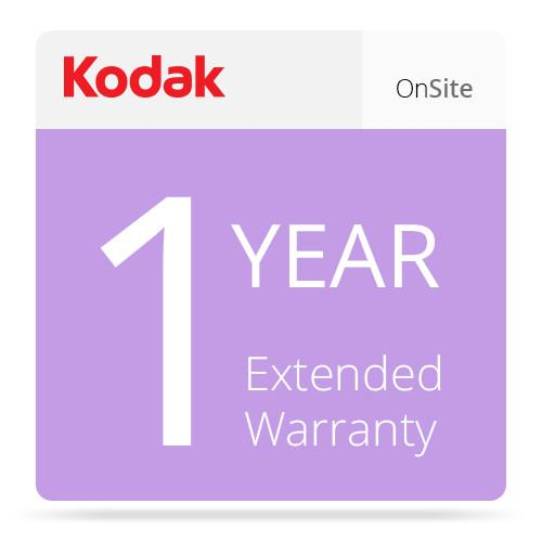 Kodak  1 Year On Site Extended Warranty 1793793