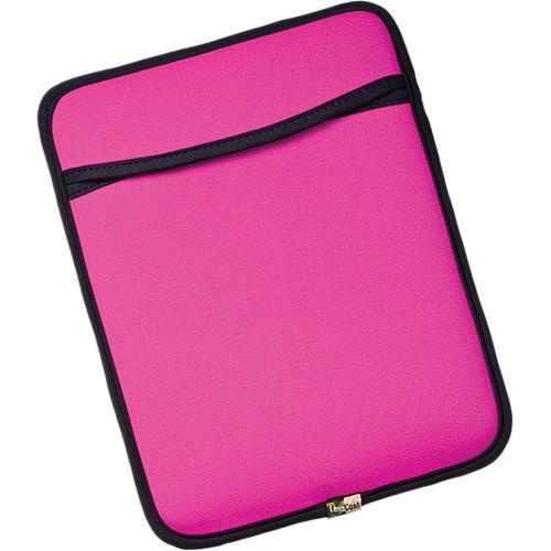 LensCoat iPad and iPad 2 Neoprene Sleeve (Pink) LCIPPI