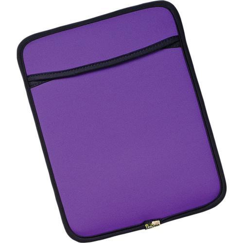 LensCoat iPad and iPad 2 Neoprene Sleeve (Purple) LCIPPU