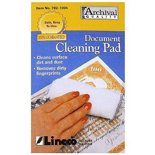 Lineco  Document Cleaning Pad 782-1004