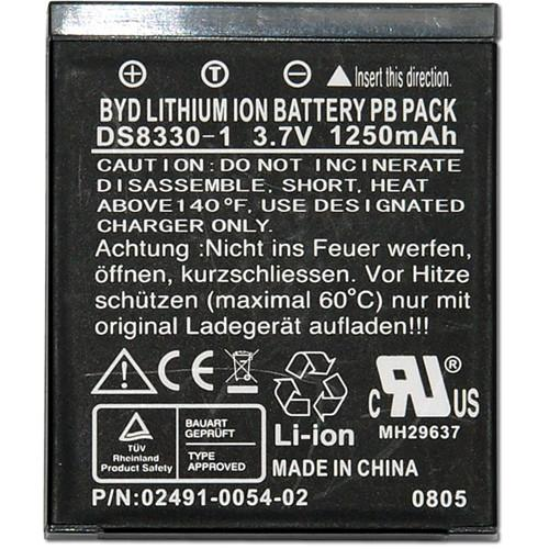 Minox BYD Lithium-Ion PB Rechargeable Battery Pack 65008