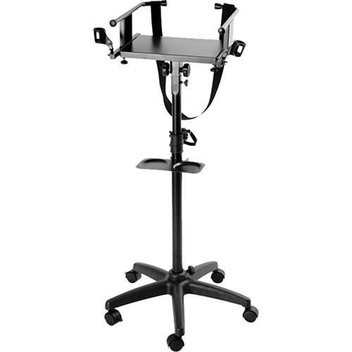 On-Stage KMS7927B Adjustable Karaoke/TV Monitor Stand KMS7927B