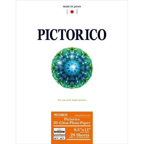 Pictorico  Hi-Gloss Photo Paper PICT35007
