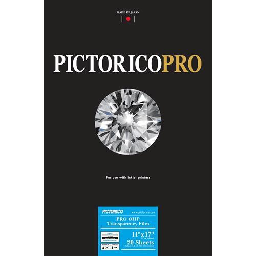 Pictorico Pro Premium OHP Transparency Film PICT35026