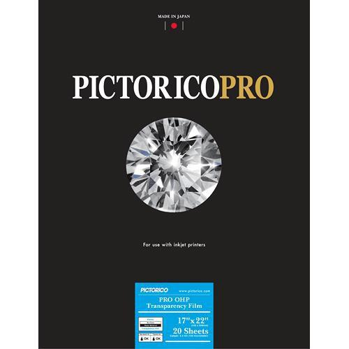 Pictorico Pro Premium OHP Transparency Film PICT35027