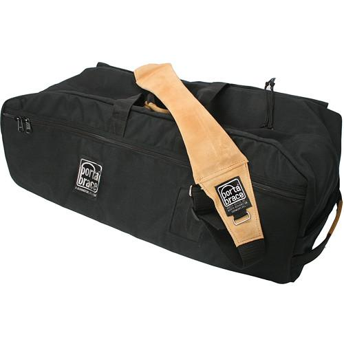 Porta Brace LR-3B Light Run Bag (Midnight Black) LR-3B