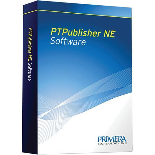 Primera PTPublisher Network Edition Software for Windows 62935