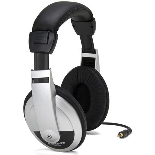 Samson  HP10 Closed-Back Stereo Headphones SAHP10