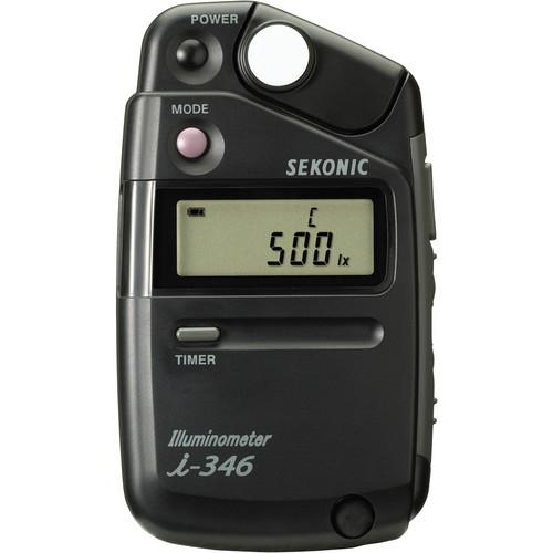 Sekonic  Illuminometer i-346 Light Meter 401-346