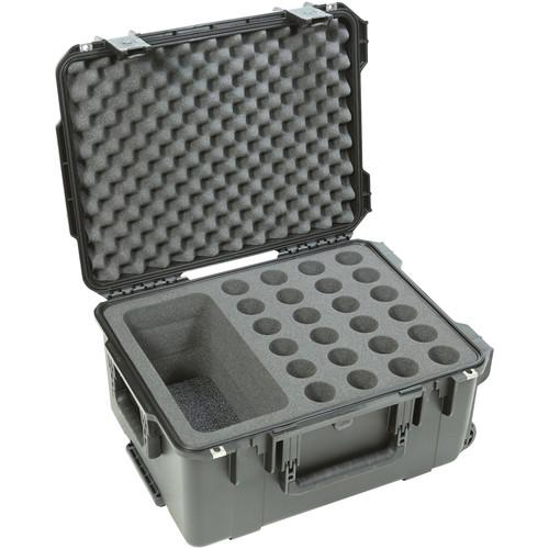 SKB MC24 Waterproof Twenty Four Mic Case 3I-2015-MC24