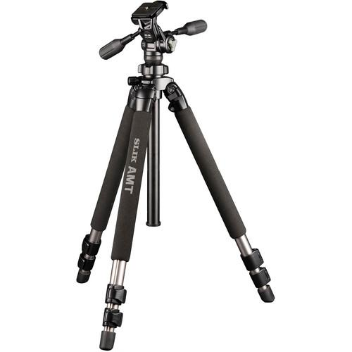Slik PRO 500HD Tripod with 3-Way Panhead with Quick Shoe 615-501