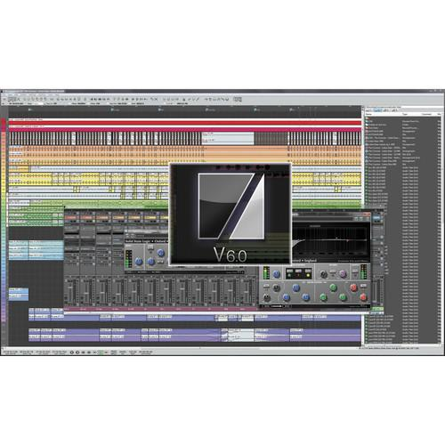 Solid State Logic Soundscape V6 - High Performance DAW P907SC60