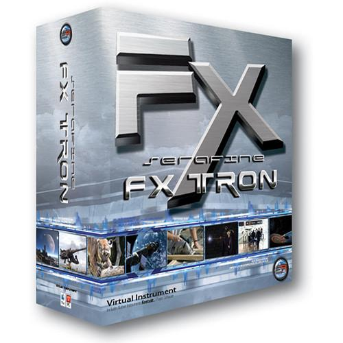 Sonic Reality Serafine FX Tron - Sound Effects SR-FXTRON-DVD01