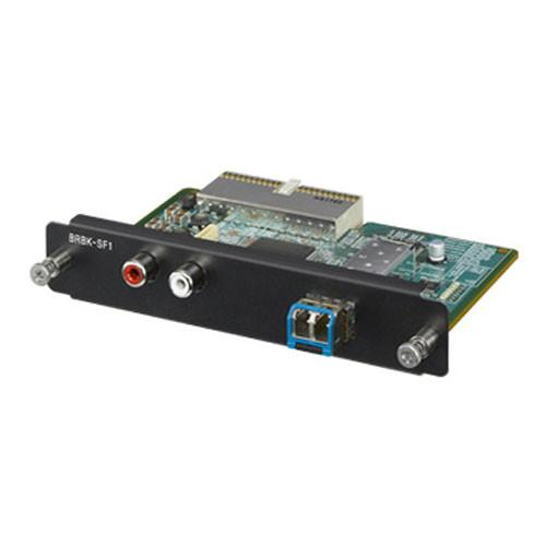 Sony Optional HD Optical Multiplex Card for BRC-Z330 BRBK-SF1