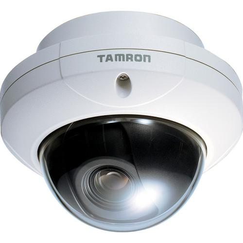 Tamron  Mini-Dome Camera with Wall Mount DCV12