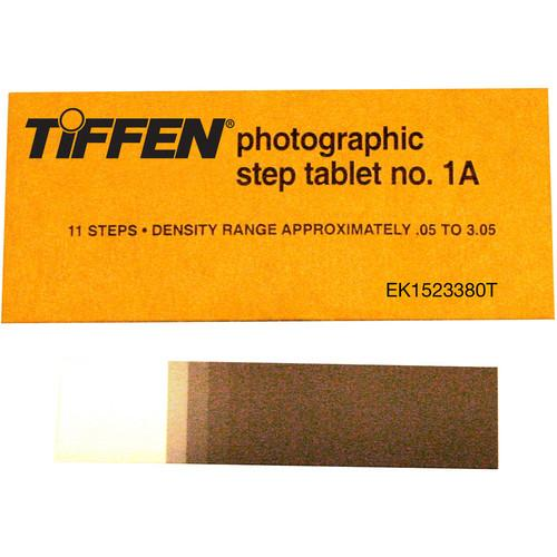 Tiffen #1A Photographic Step Tablet Calibration Device