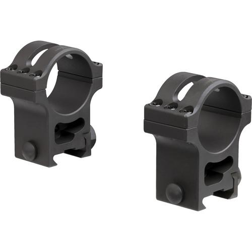 Trijicon AccuPoint Riflescope Rings 30mm Heavy Duty Steel TR110