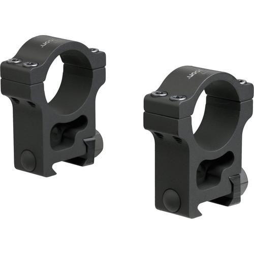 Trijicon AccuPoint Riflescope Rings 30mm X-High Aluminum TR106