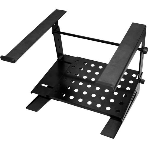 Ultimate Support JS-LPT200 Two-Tier Laptop Stand 17359