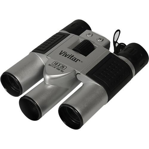 Vivitar digital binocular camera viv-cv-530v user manual | 23 pages.