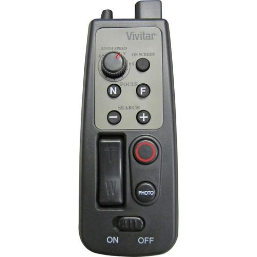 Vivitar  8 Button Remote Control VIV-RC-800
