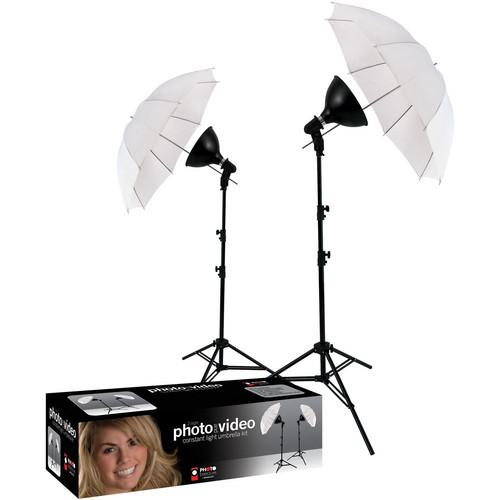 Westcott  uLite 2-Light Umbrella Kit (120VAC) 406