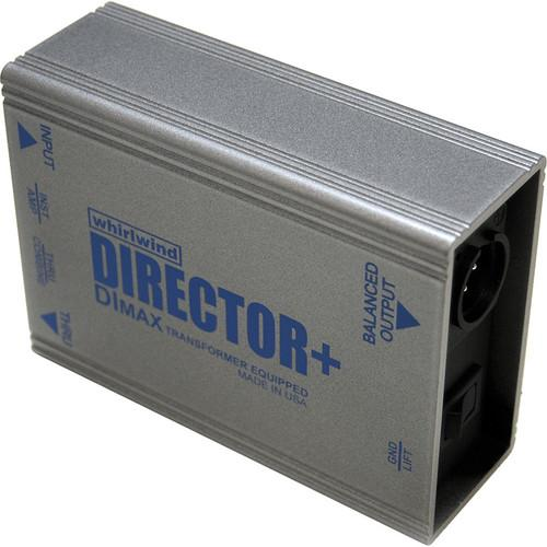 Whirlwind  Director Plus - Direct Box DIR