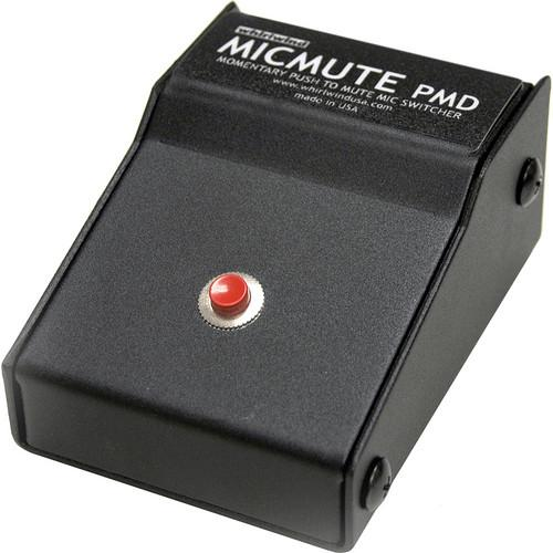 Whirlwind Micmute PMD Push-to-Mute Switch (Desktop) MICMUTE-PMD
