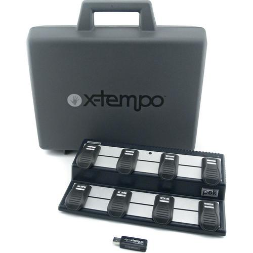 X-Tempo Designs pok - USB Wireless Foot Controller PT-100-G